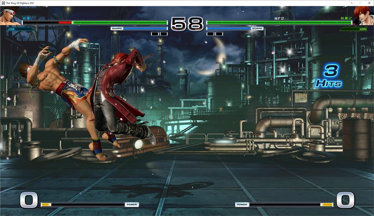 《拳皇14/KOF14》v1.25中文版-云奇网