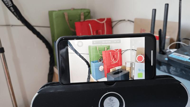 制作抖音很火的透明手机视频教程-云奇网