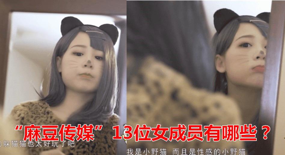 """""""麻豆传媒""""被举报的13位女成员都有谁-云奇网"""