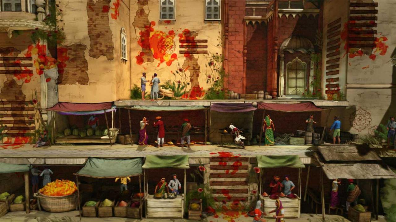 《刺客信条编年史:印度》简体中文版游戏下载-云奇网
