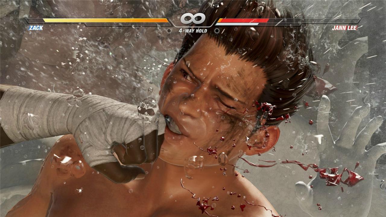 《死或生6》v1.22全DLC简体中文版-云奇网