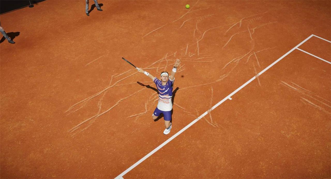 《网球世界巡回赛2》简体中文版-云奇网