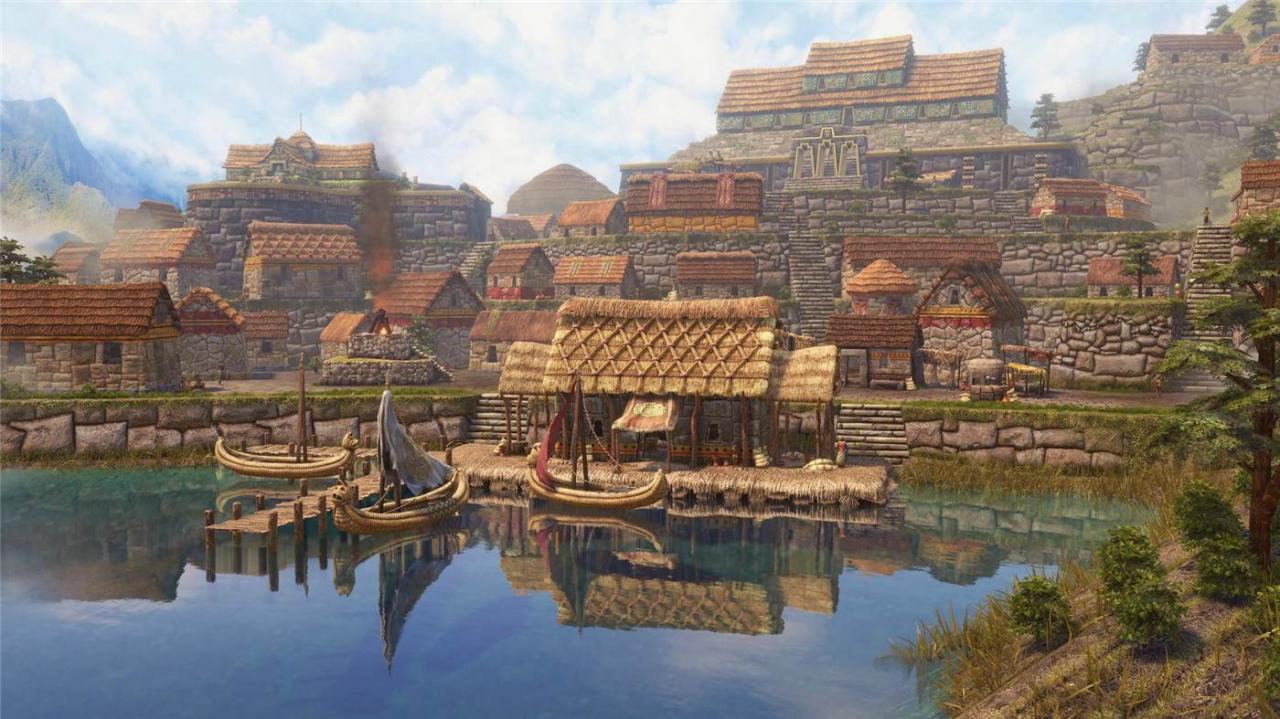 《帝国时代3:决定版》简体中文版-云奇网