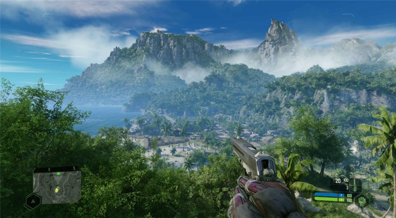 《孤岛危机:重制版》简体中文版游戏下载-云奇网