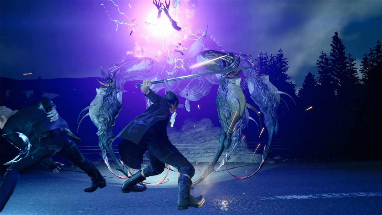 《最终幻想15:终极版》简体中文全DLC版游戏下载-云奇网