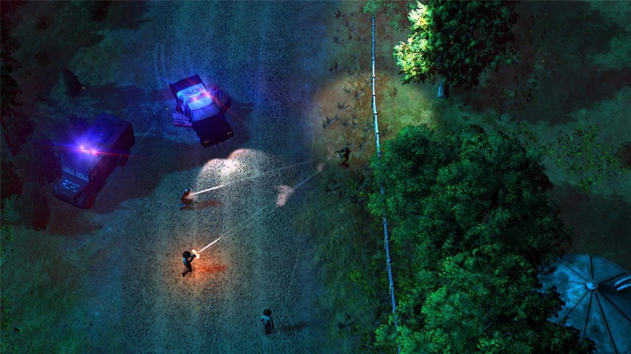 《美国逃亡者》简体中文版游戏下载-云奇网