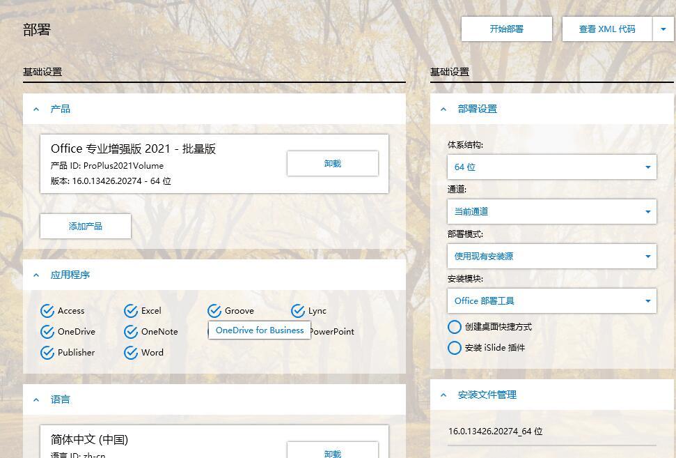 Office2021专业增强预览版离线安装包-云奇网