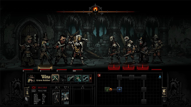 《暗黑地牢》全DLC简体中文版-云奇网
