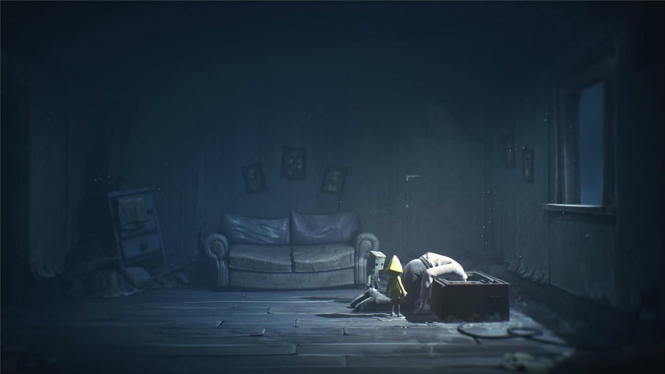 《小小梦魇2》中文正式版-云奇网