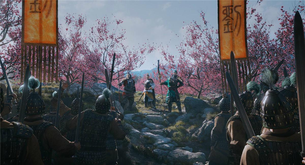 《全面战争:三国》v1.5.3简体中文版游戏下载-云奇网