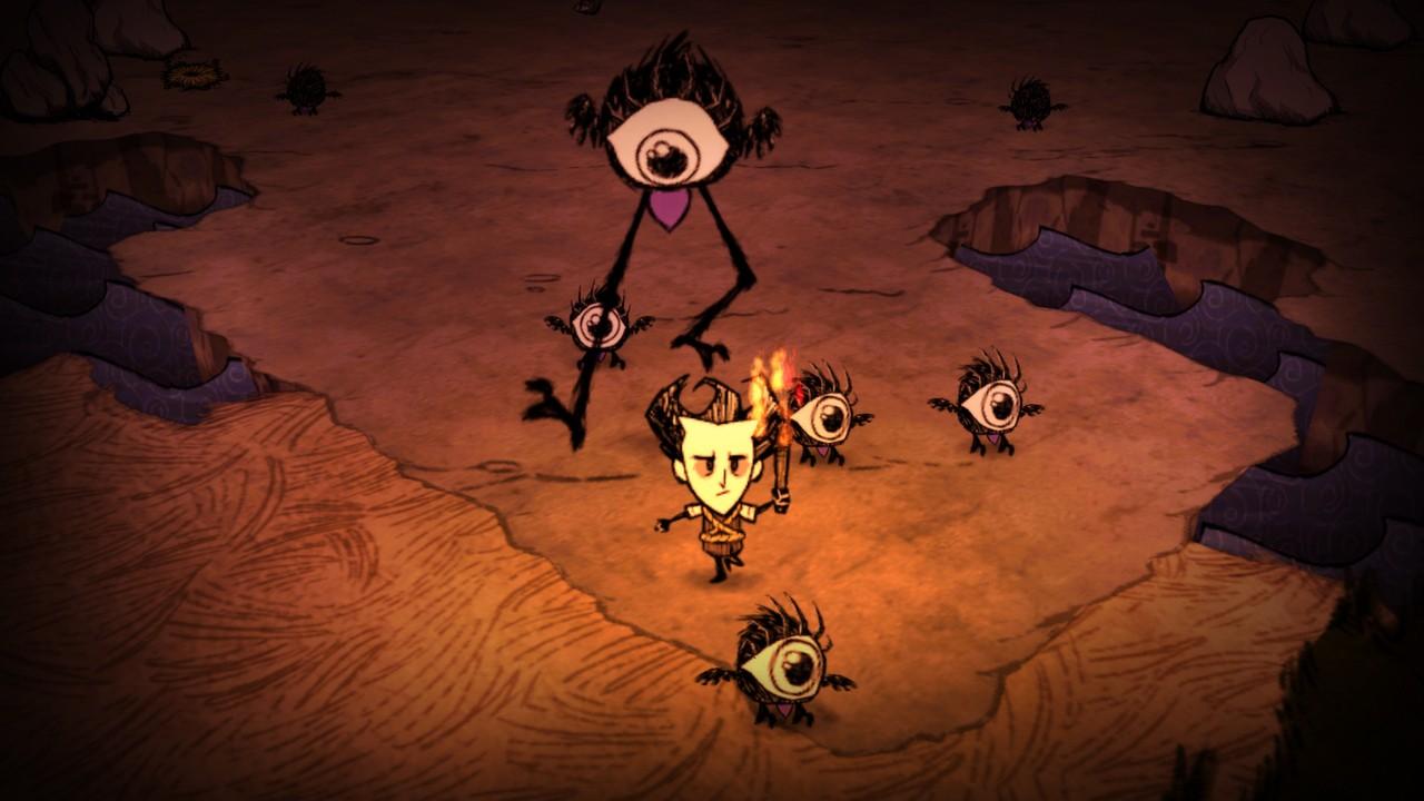 《饥荒》v429404全DLC版-云奇网