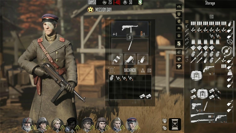《苏军游击队1941》v1.03中文版-云奇网