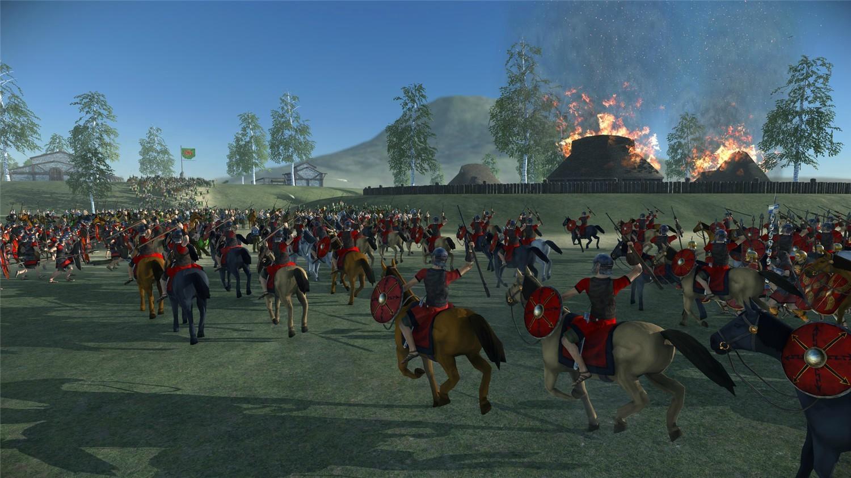 《罗马:全面战争重制版》v2.0-云奇网