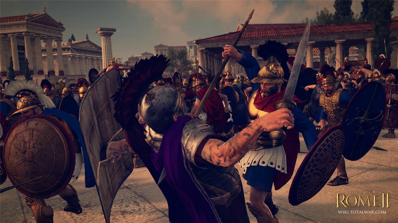 《罗马2:全面战争》v2.4.0中文版-云奇网