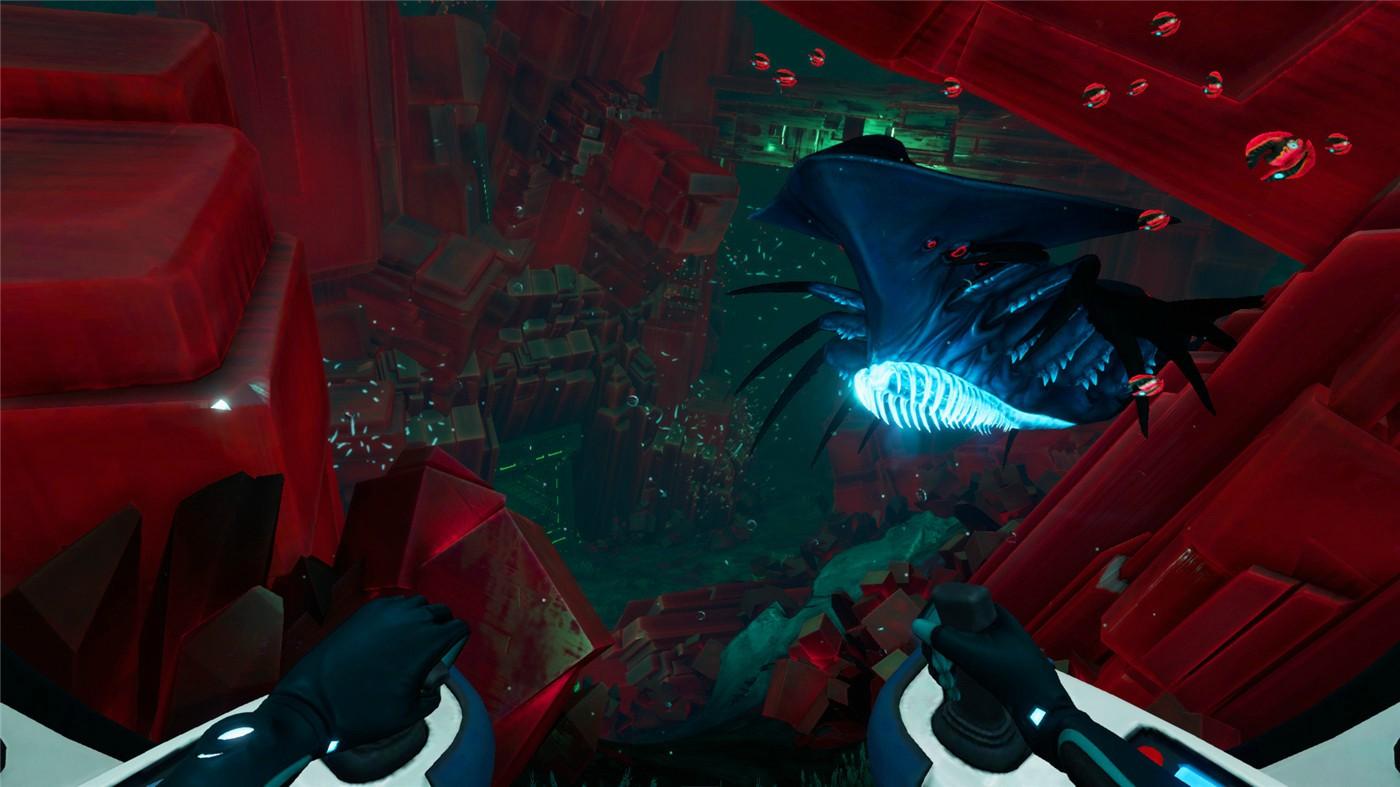 《深海迷航:冰点之下》v1.0正式版-云奇网