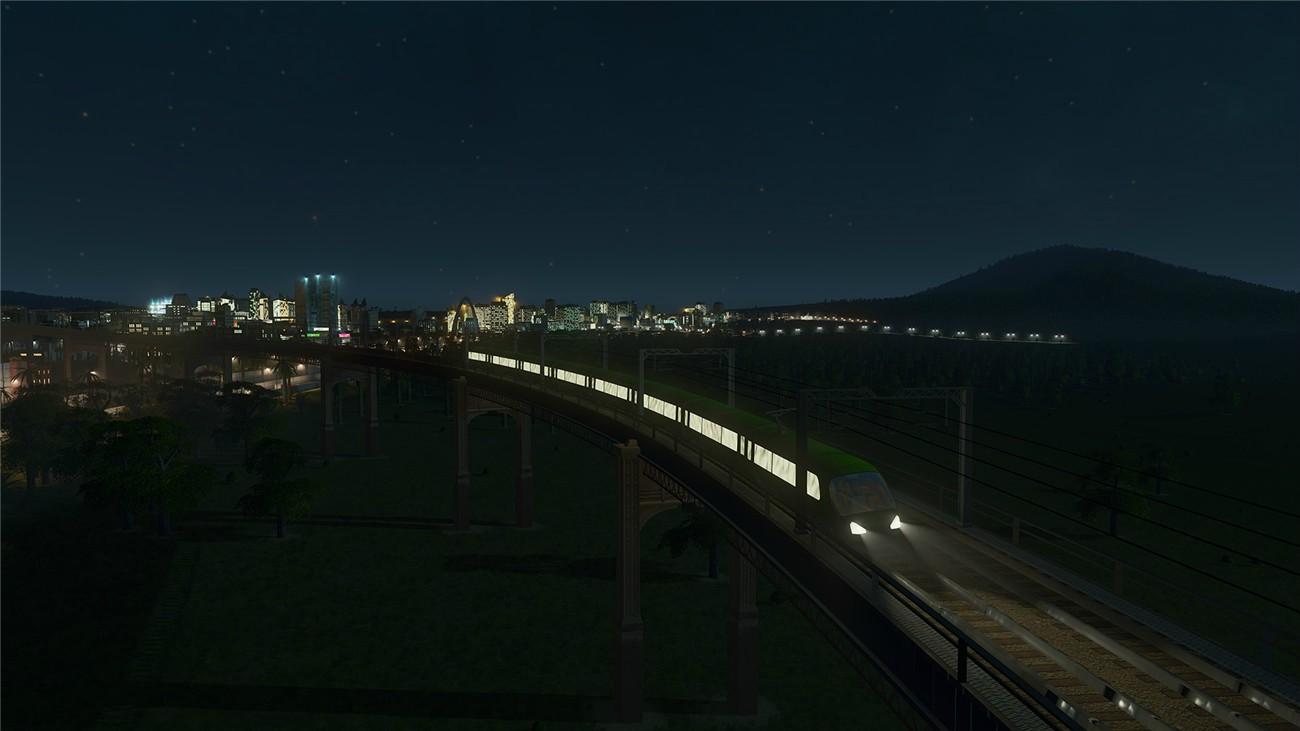 《城市:天际线》v1.13.3豪华版-云奇网
