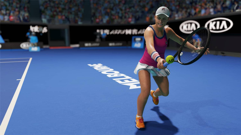 《澳洲国际网球2》中文版-云奇网