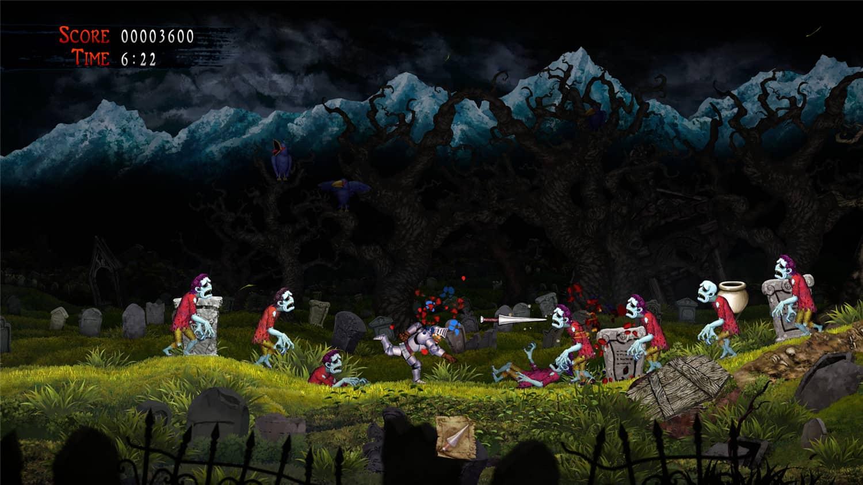 《魔界村:重制版》中文版-云奇网