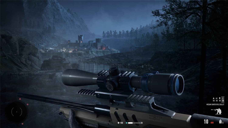 《狙击手:幽灵战士契约2》中文版-云奇网