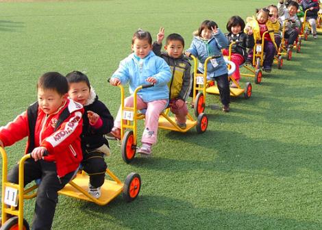 小孩子上幼儿园是不是越早越好1