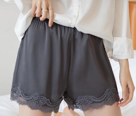 穿裙子只穿安全裤不穿内裤可以吗3