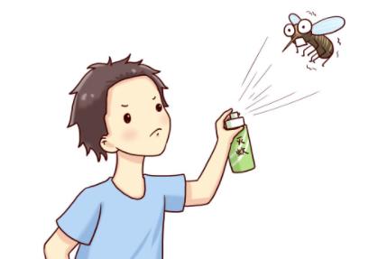 蚊子喜欢咬什么人3
