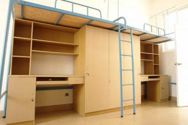 大学宿舍床位可以随便移动吗2