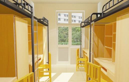 大学寝室可以私下换床位吗1