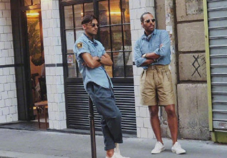 男士穿五分裤还是七分裤好1