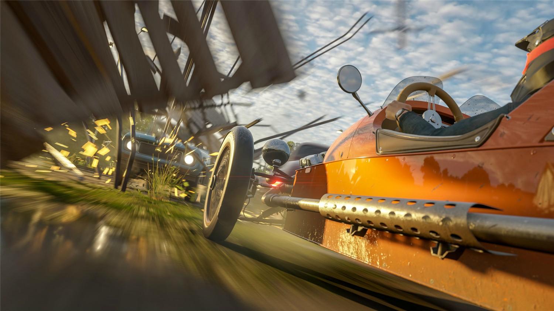 《极限竞速:地平线4》v1.472.876.0终极版-云奇网