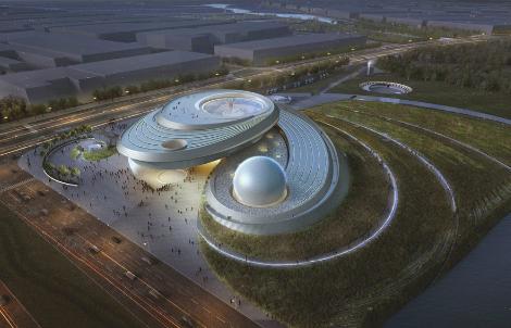 上海天文馆门票多钱一张要预约不1