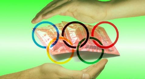 奥运会安全套运动员和谁用3