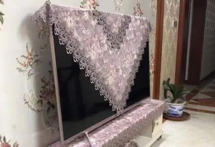 电视柜布罩怎么洗3