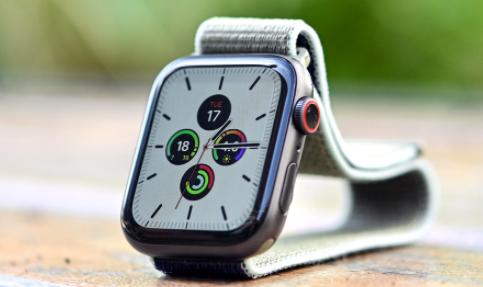 Apple Watch S7高刷屏真的假的3