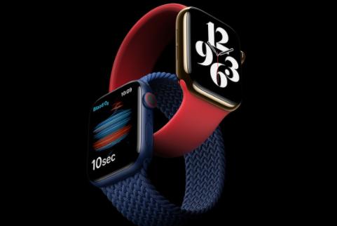 Apple Watch S7高刷屏真的假的1
