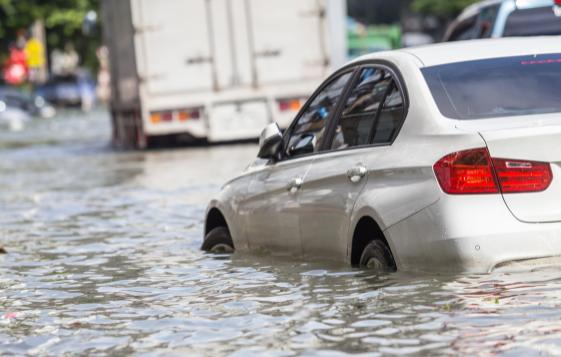 汽车被水淹了车损险能赔吗2