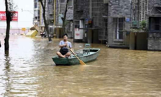 房子被水淹了该找哪些部门解决2