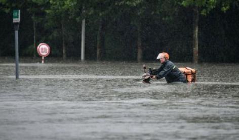 郑州特大暴雨为千年一遇是真的吗1