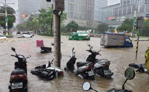 郑州特大暴雨为千年一遇是真的吗3