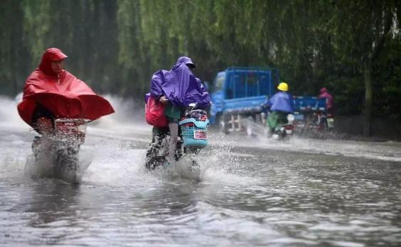 郑州特大暴雨什么时候停20211
