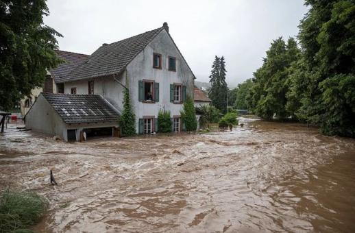 洪水淹过的房子会降价吗3