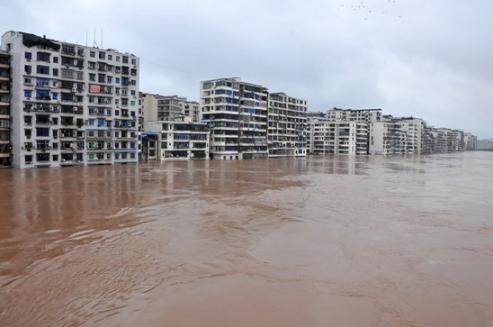 洪水淹了的房子多久可以住3