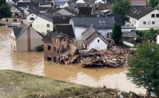 洪水淹了的房子多久可以住1