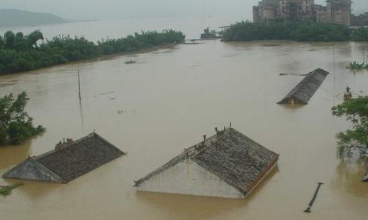 洪水淹了的房子多久可以住2