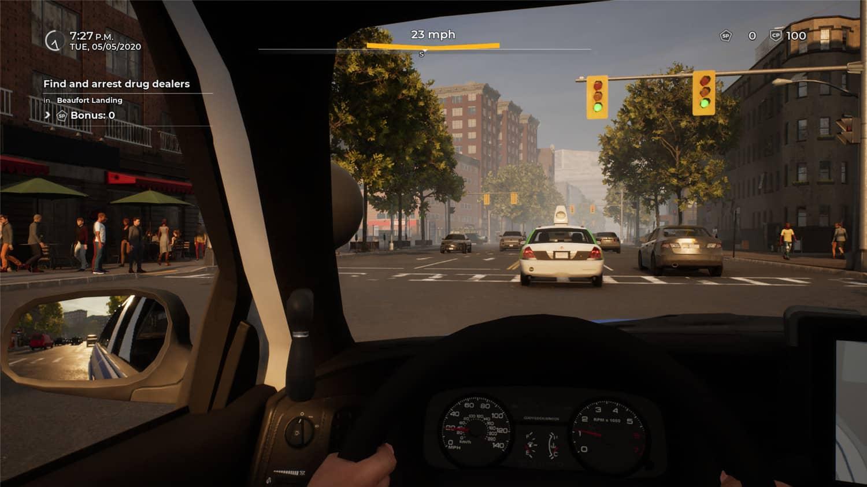 《警察模拟器:巡警》v2.0.0中文版-云奇网