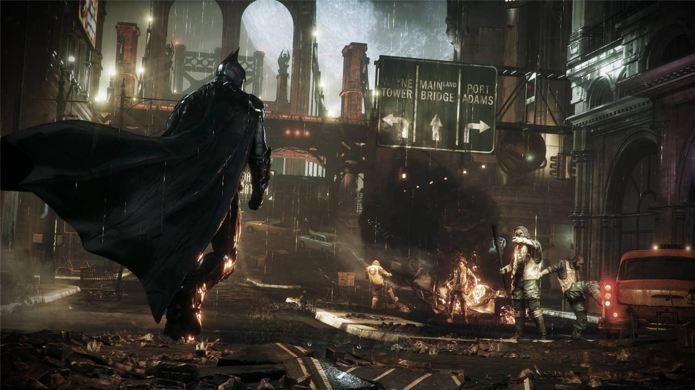 《蝙蝠侠:阿卡姆骑士》v1.98年度版-云奇网
