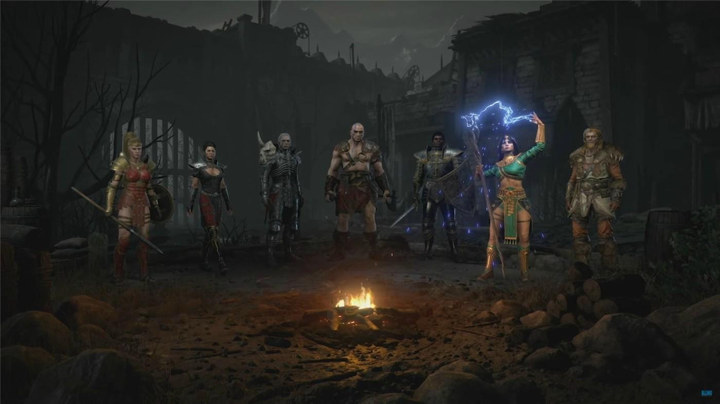 《暗黑破坏神2:重制版》中文版-云奇网