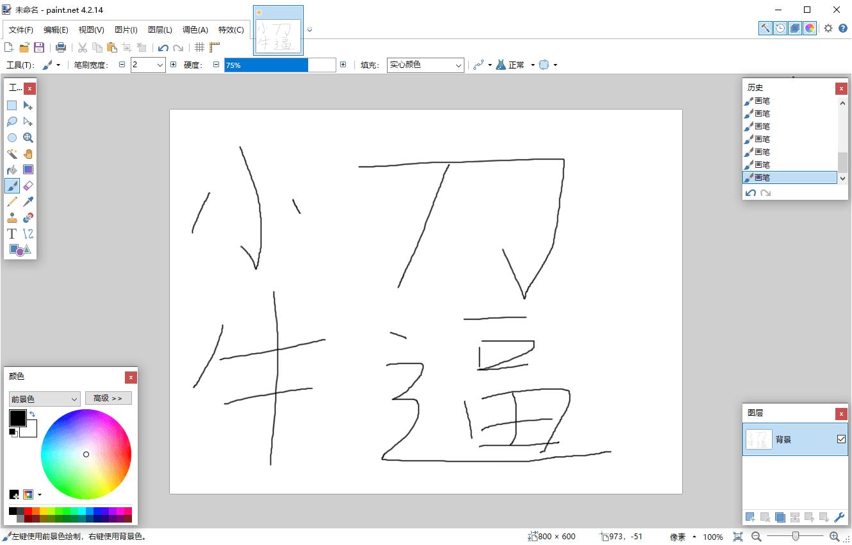 Paint Net v4.3.1多语言版-云奇网