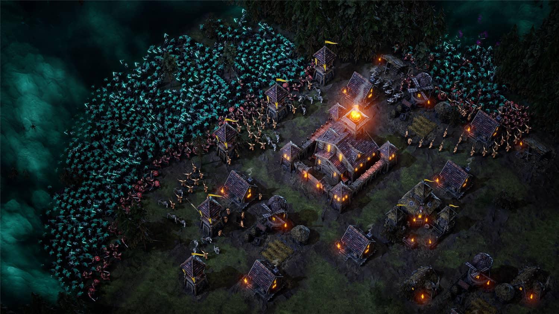 《黑暗时代:背水一战》v0.1.0.125中文版-云奇网