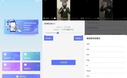 手机视频格式转换app专业版